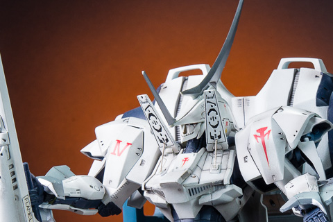 Wave 1/100 FSS Led Mirage Prince Sarion with Flame Launcher