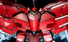 Neo Zeong – Bandai 1/144 model kit