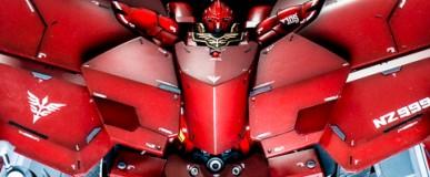 Neo Zeong – Bandai 1/144 model kit