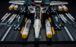 1:48 Strike Valkyrie VF-1S with Weapons