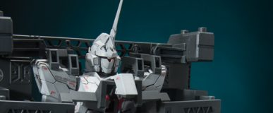 Unicorn Gundam with MS Cage – 1:100 Bandai