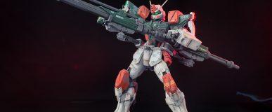 Buster Gundam – 1:100 Bandai MG Gundam Seed