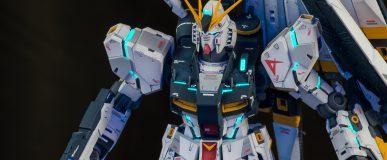 Nu Gundam ver ka. – 1:100 MG Bandai