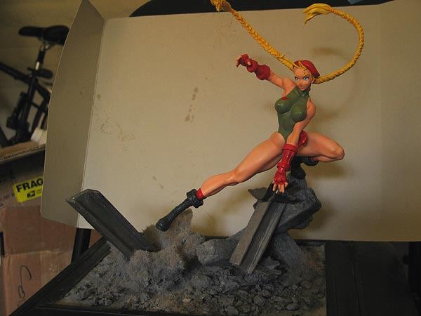 Dusty Cammy