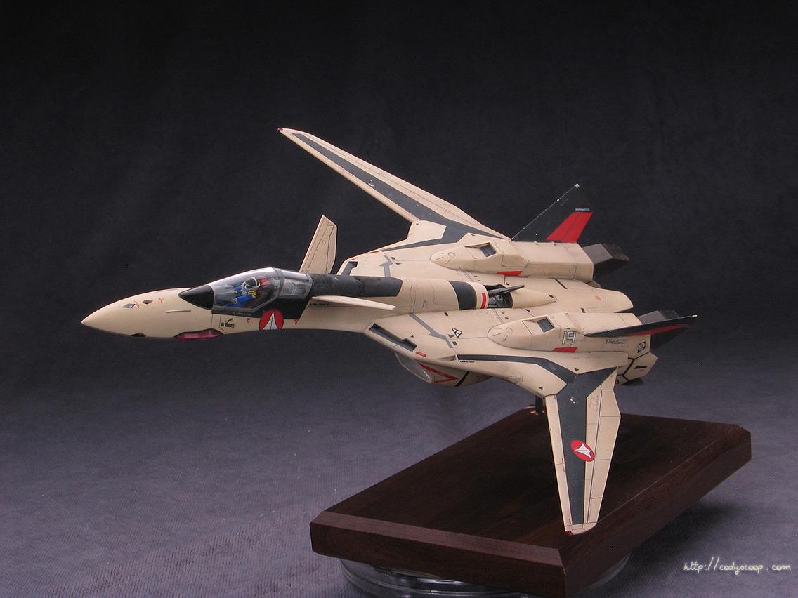 Macross Plus YF-19 – 1:72 Hasegawa kit