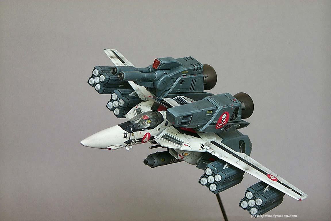 VF-1S Valkyrie from Macross DYRL