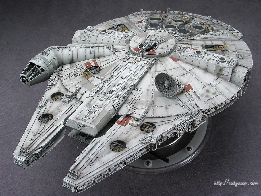 Fine Molds Millennium Falcon (Star Wars)