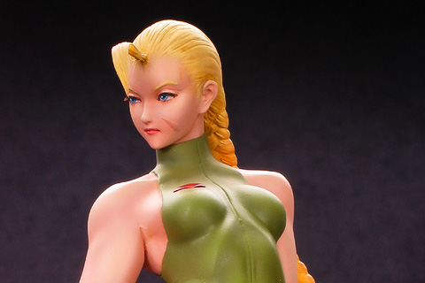 1/6 Reflect Cammy Delta Red diorama resin figure part 7 (final)