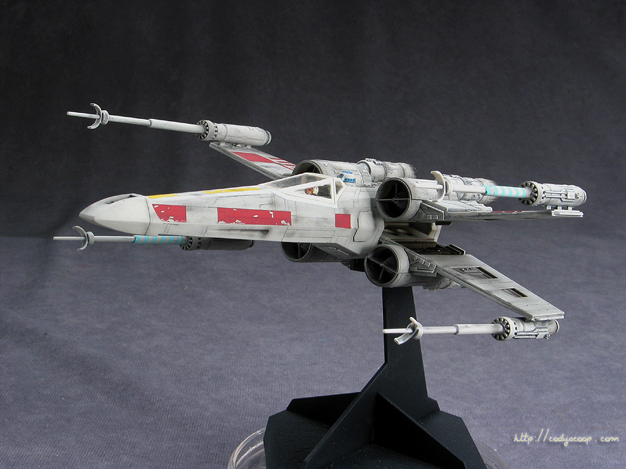 Fine Molds 1/72 X-Wing (Star Wars)