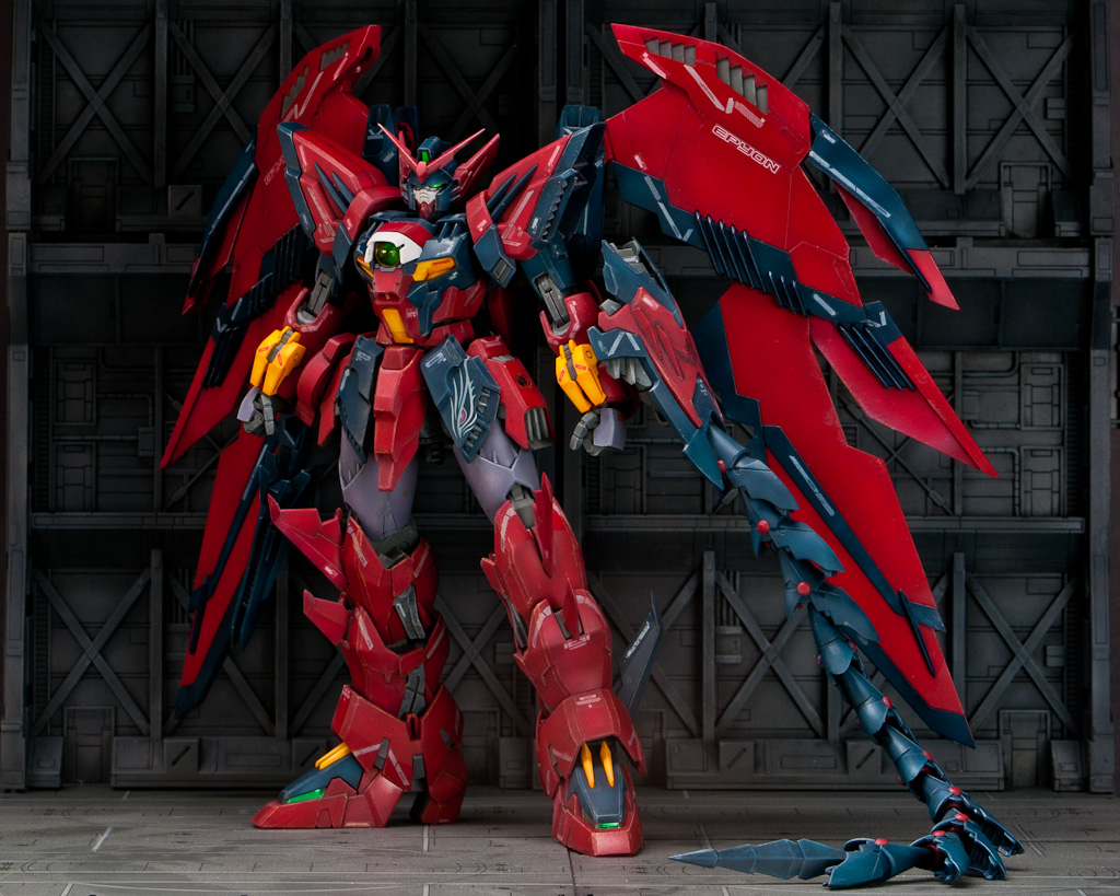 epyon gundam wing - photo #5